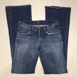 LADIES 7 FOR ALL MANKIND JEANS